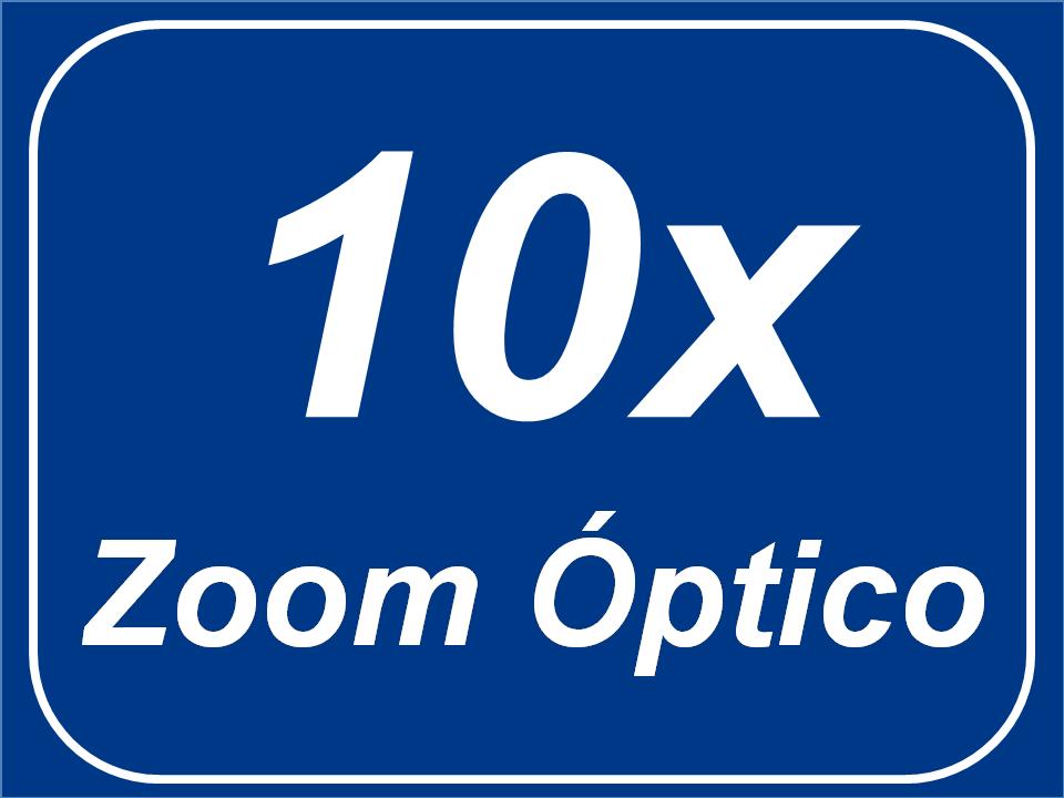 Zoom Óptico 10x