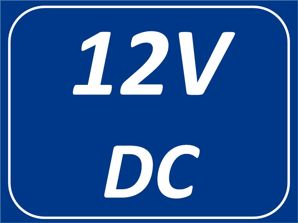 12V CC