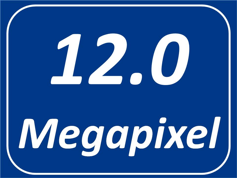 12 Megapixel