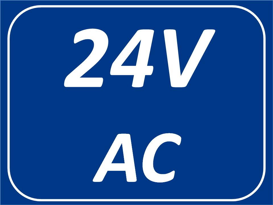 24V AC