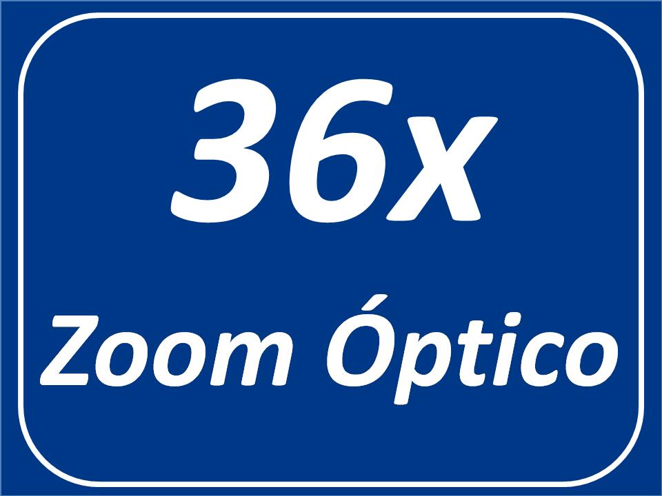ZoomÓptico 36x