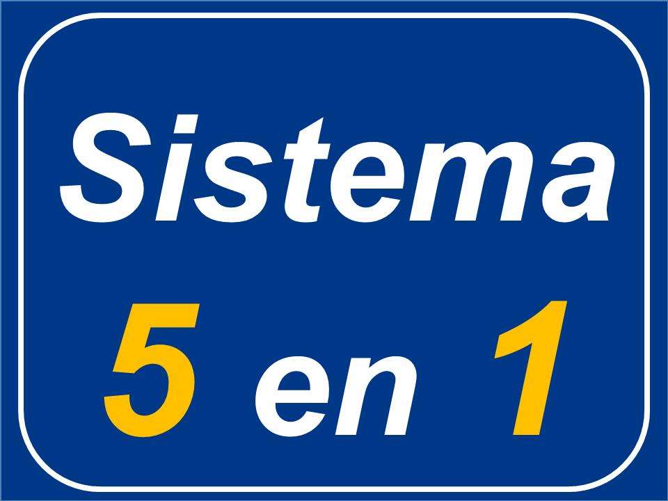 Sistema 5 en 1