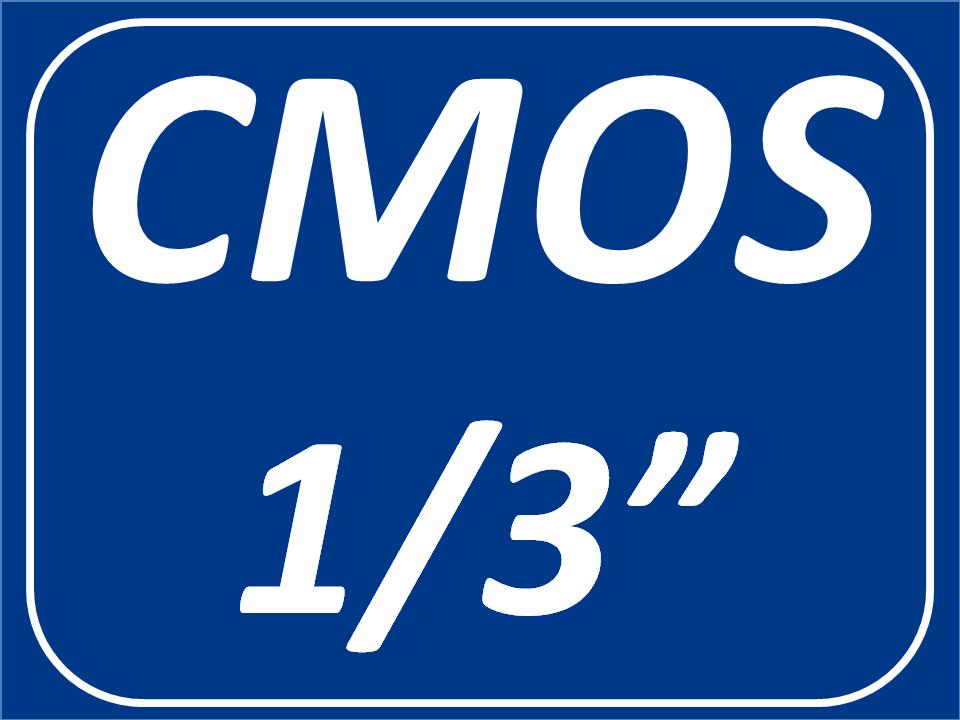 Sensor CMOS 1/3