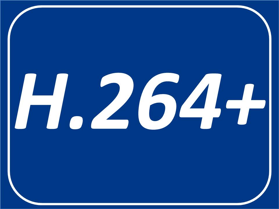 H.264+