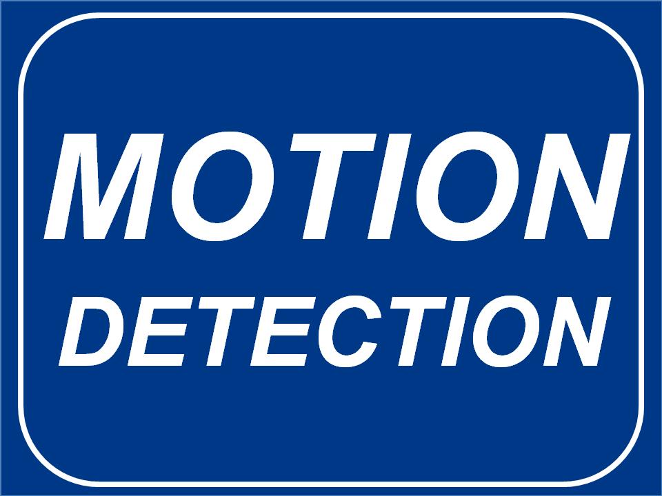 Video detección de movimiento