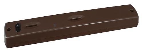 AJ-SOP2IR-BR | AJAX - Detector doble PIR de cortina - Alcance detección 3 metros - Apto para Exterior