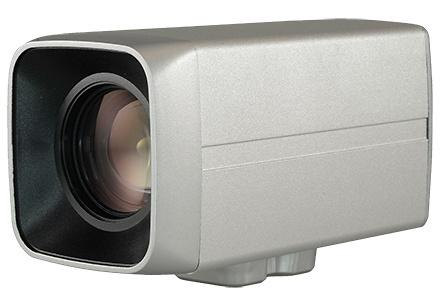 Cámara HDCVI de 1080P con Óptica motorizada