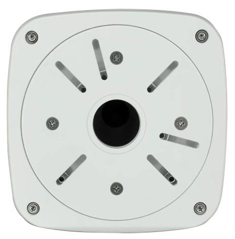 Caja conexiones cámara vigilancia