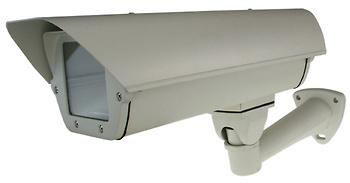 Carcasa de Aluminio para cámara CCTV ... HS-350W