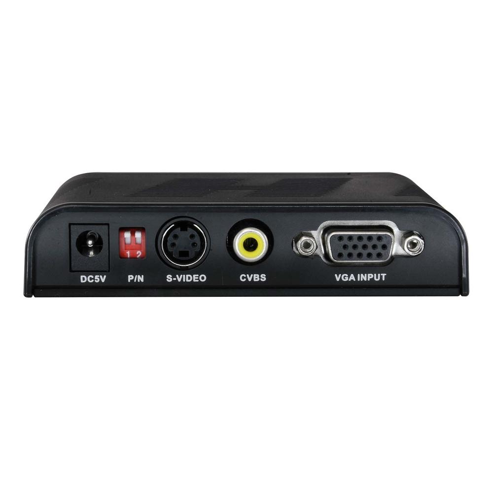 Conversor de Video VGA a CVBS