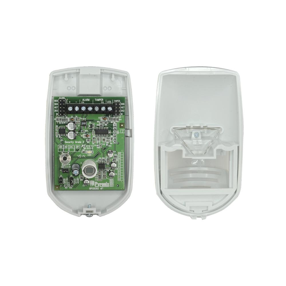 Detector Volumétrico PIR Cableado y apto para Interior