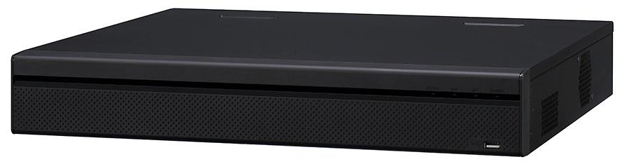 Grabador IP DAHUA de 64 Canales - Ancho de banda 320Mbps