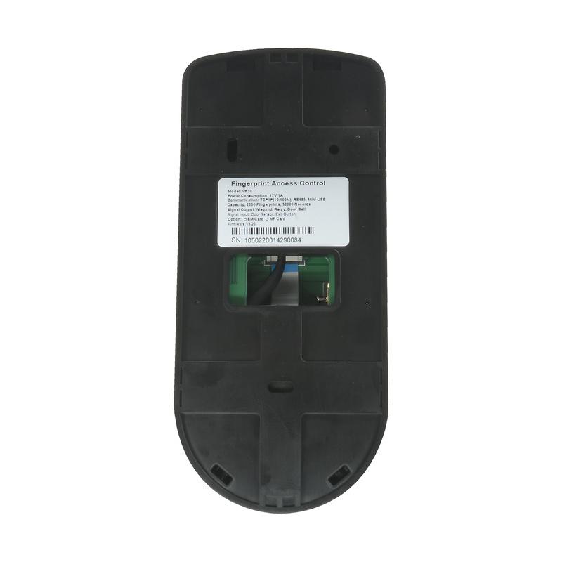 Lector Biométrico para control de Accesos y Presencia