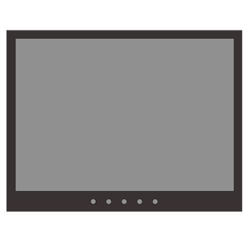 Monitor HYUNDAI de 10,5
