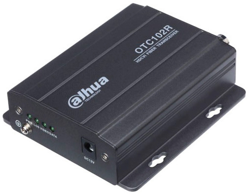 Receptor de Fibra Óptica para Video HD