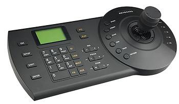 Teclado PTZ para CCTV (JoyStick 3D)