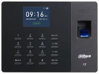 ASA1222G  |  DAHUA  -  Terminal autónomo con lector Biométrico, Teclado y tarjetas MF (13,56Mhz)  para control de Accesos y Presencia