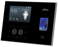 ASA6214F  |  DAHUA  - Sistema autónomo biométrico facial con dual sensor para Control de Presencia y Accesos