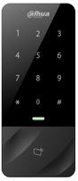 ASI1201E  |  DAHUA  -  Control de Accesos y Presencia autónomo  -    Autentificación por tarjeta, contraseña, tarjeta+contraseña  -  Apto para exterior