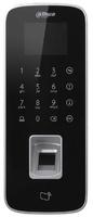 ASI1212D-D  |  DAHUA  -  Terminal biométrico autónomo, con tarjetas RFID EM (125KhZ) y teclado  de Accesos