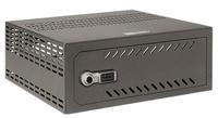 Arcón para Grabadores Digitales  de 1U - Cerradura con Retardado