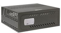 Arcón para Grabadores Digitales  de 2U - Cerradura Mecánica