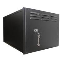 Arcón para Grabadores Digitales  de hasta 6U  -  Cerradura Mecánica de leva  -  Alta Resistencia
