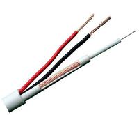 Bobina de Cable Combinado - (Coaxial+Alimentación) - 100m
