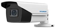 Cámara HYUNDAI  4 en 1 (HDCVI / HDTVI / AHD / CVBS)  -  Resolución 1080P   -  Óptica Motorizada  -  Visión nocturna 50 metros