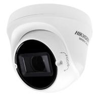 Cámara Hikvision  4 en1 (HDCVI / HDTVI / AHD / CVBS) - Resolución 4 Megapixel  -  Lente Varifocal  -  Leds infrarrojos 40 metros
