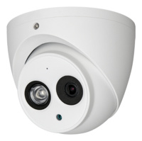 Cámara StarLight  X-Security  4 en 1 - Resolución 5 Mpx  -  Lente fija Gran Angular  -  Smart IR 50 metros  -  Micrófono integrado