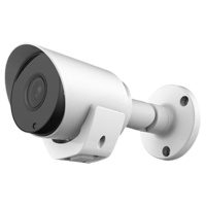 Cámara compacta HDCVI - Resolución 1080P  -  Lente fija Gran angular  -  Sensores de Temperatura y Humedad  -  Leds infrarrojos 20 metros