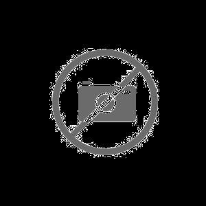 Cámara de exterior 4 en 1 (HDCVI, HDTVI, AHD, CVBS)  -  Resolución 720P   -  Óptica fija  -  Visión nocturna 20 metros