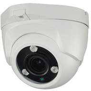 Cámara domo 4 en 1 de 1080P con lente Varifocal