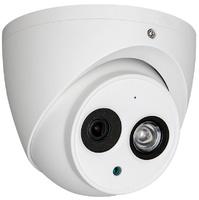 Cámara domo HDCVI - Resolución 1080P - Óptica fija Gran Angular - Leds infrarrojo - Visión nocturna 50 metros
