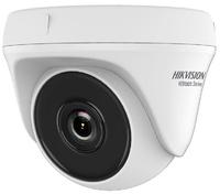 Cámara domo Hikvision  4 en1 (HDCVI / HDTVI / AHD / CVBS) - Resolución 1080P  -  Óptica fija gran angular  -  Leds infrarrojos 20 metros
