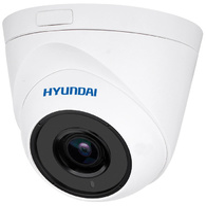 Cámara domo IP Hyundai  -  Resolución 2 Megapixel  -  Lente motorizada  -  Leds infrarrojos 40 metros