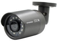 Cámara exterior  HYUNDAI  4 en 1 (HDCVI / HDTVI / AHD / CVBS)  -  5 Megapixel  -  Óptica fija  -  Leds infrarrojos 20 metros