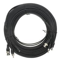 Cable Video + Alimentación + Audio - 20m