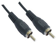 Cable de Audio RCA (Macho/Macho) - 3m
