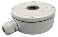 Caja de conexiones para cámaras HIKVISION / SAFIRE