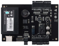 Controladora de Accesos RFID  -  Gestión para 1 puerta  -  Comunicación TCP/IP y RS485
