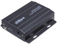 Convertidor de medios Dahua - Conexión FC - Monomodo - Distancia mzx. 20Km - (Unidad Receptora)