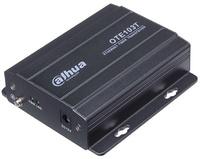 Convertidor de medios Dahua - Conexión FC - Monomodo - Distancia mzx. 20Km - (Unidad Transmisora)
