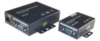 Extensor VGA  -  (Transmisor / Receptor) activo de video VGA por UTP