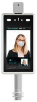 FACE-TEMP-T  |  XF-SERIES  -  Terminal de control de Accesos | Reconocimiento  Facial  -  Detección de Fiebre y Mascarilla | Apto para Torno
