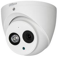 HAC-HDW1200EM-POC-S4  |  DAHUA  |  Cámara de Vigilancia 4 en 1 - PoC  -  Leds IR 50 metros