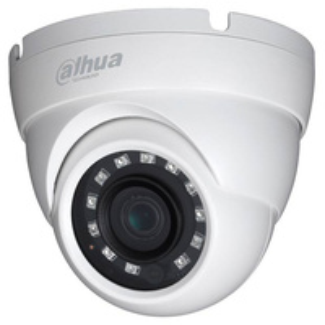 HAC-HDW1230M  |  DAHUA  -   Cámara Domo 4 en 1  -  1080P  -  Óptica fija  -  Leds IR 30 metros