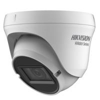 HWT-T358-Z  |  HIKVISION  -   Cámara de seguridad 4 en 1  |  5 Megapixel  -  Lente motorizada  - Leds IR 60 metros
