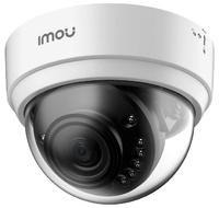 IPC-D22P-IMOU  |  IMOU  -  Cámara domo IP Wifi  -  1080P  -  Lente fija -  Leds IR 20 metros